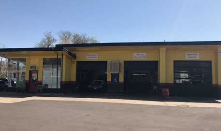 Family owned and operated auto repair shop